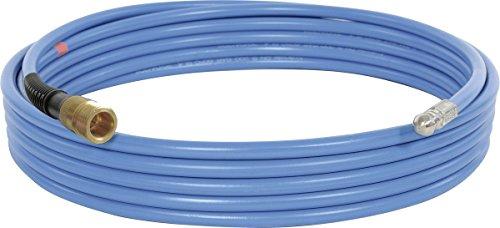 Rohrreinigungsschlauch f/ür Kr/änzle Hochdruckreiniger 20m M22x1,5 AG blau 3 Strahl hinten 1 Strahl vor