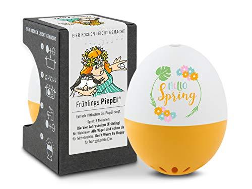 Brainstream   PiepEiFrühling   Hello Spring   Eieruhr   Frühstücksei Kochen   Orange