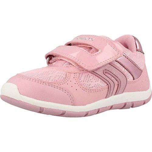 Calzature sportive per ragazza, colore Rosa , marca GEOX, modello Calzature Sportive Per Ragazza GEOX B SHAAX G Rosa Rosa