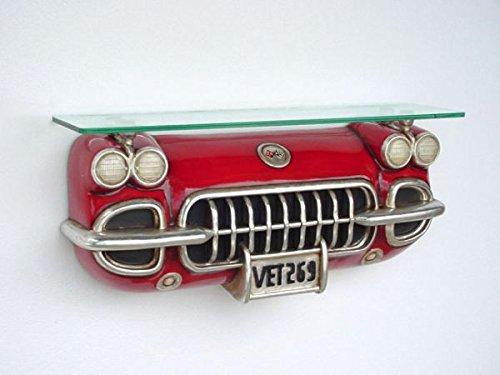 Walt-Deko Chevrolet comme Console verkleinert 49 cm pour extérieur en Fibre de Verre Haute qualité Plastique (GFK)