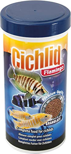 FLAMINGO PP Cichlid Aliment Granule pour Aquarium 500 ML