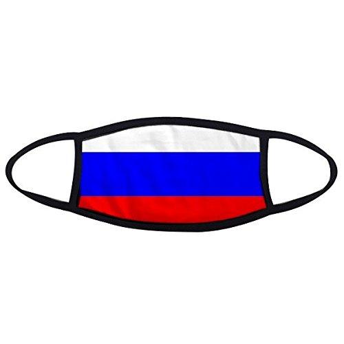 DIYthinker Russland National Flagge Europa Country Symbol Mark Muster Face Anti-Staub Maske Anti Kalten Maske