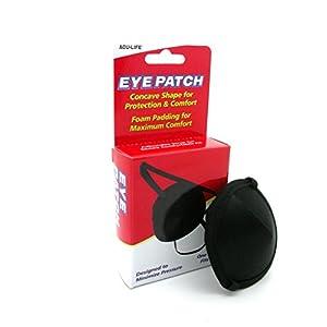 ACULIFE Medizinische Augenschutzklappe mit Schaumpolster 400013