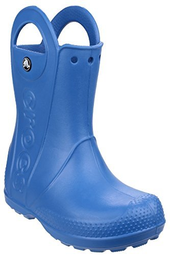 Crocs Handle It Rain Boot, Bottes Mixte enfant