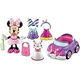 La Casa De Mickey Mouse - Descapotable de Minnie (Mattel Y1892)