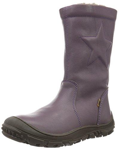 Bisgaard Tex Boot 61024216, Bottes mi-hauteur avec doublure chaude fille Violett (5002 Syren)