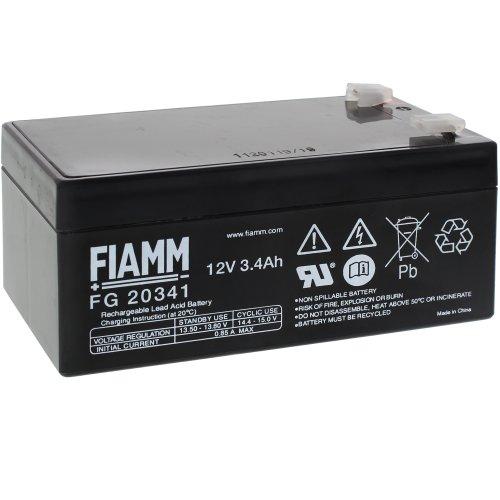 FIAMM BLEIAKKU/BLEI GEL AKKU BATTERIE 12V 3.4Ah FG20341