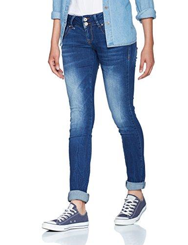 LTB Jeans Damen Jeanshose Molly, Blau (Heal Wash 50356), W33/L32