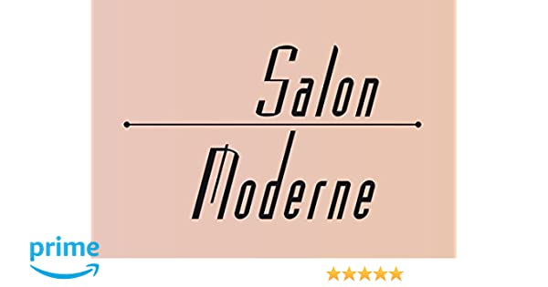 Salon Moderne: Amazon.de: Fabienne Eggelhöfer, Monica Lutz ...