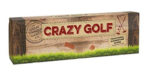 Professor Puzzle Crazy Golf Garden Game