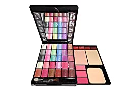 Kiss Beauty make-up kit 30 eyeshadow,3blusher,2compact and 4lip color