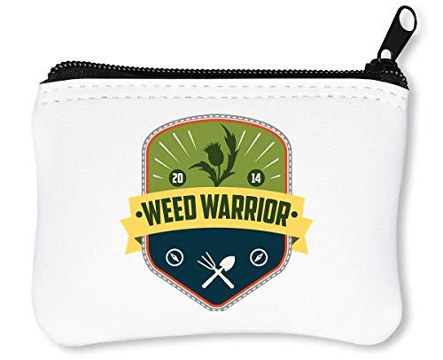 205cd8df7 Weed Warrior Billetera con Cremallera Monedero Caratera