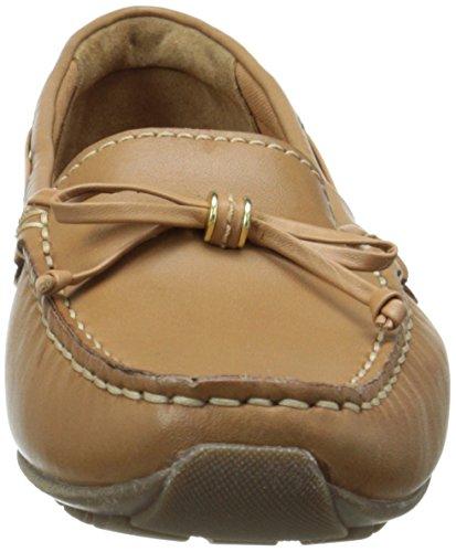 Chaussures Clarks Dunbar Racer Boat Tan
