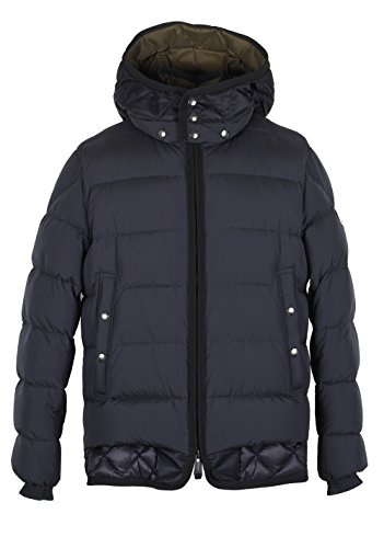 CL Moncler Blue Tanguy Quilted Down Jacket Coat Size 2 M 48 38 U.S.