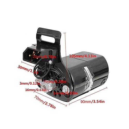 ELECTROPRIME 220V 180W 0.9 AMPS 5000 Rpm HOME SEWING MACHINE...