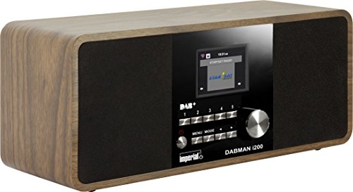 Imperial DABMAN i200 Internet -und Digitalradio - 3