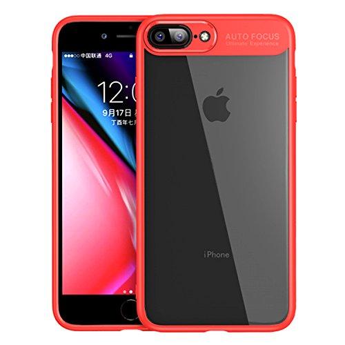 custodia iphone 7 silicone trasparente