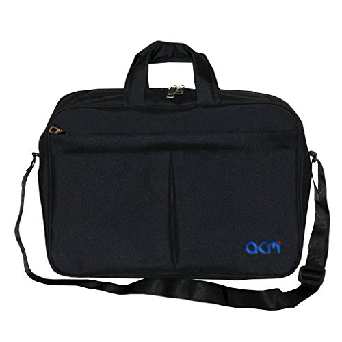 Acm Executive Office Padded Laptop Bag for Micromax Canvas lapbook L1161 11.6