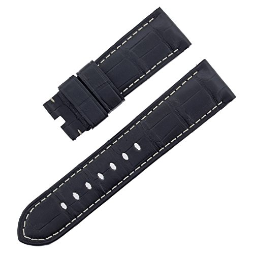 officine-panerai-24-22-echtem-rindleder-herren-armbanduhr-schwarz-gurt