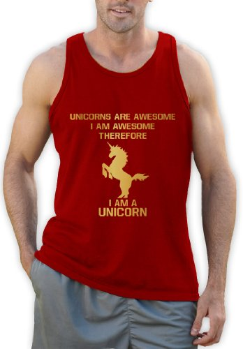 I'm a Unicorn Tank Top Rot