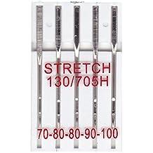 BIG-SAM 10005 - Stretch 5 agujas para Máquinas de Coser - 130R/705 horas - no 70-100