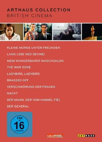 Arthaus Collection British Cinema - Gesamtedition (10 DVDs) (Collection Collins Joan)