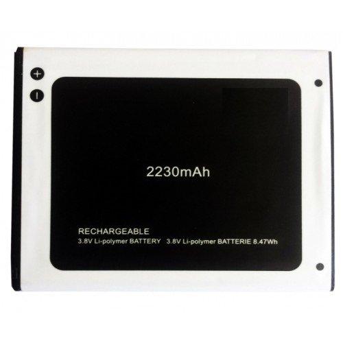 Generic Replacement Internal Battery for Yu Yuphoria 5010 2230 Mah Li-Ion