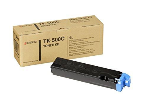 Preisvergleich Produktbild Kyocera 370PD5KW TK-500C Tonerkartusche 8.000 Seiten, cyan