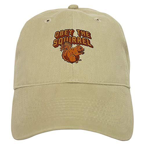 Imagen de obey the squirrel baseball cap