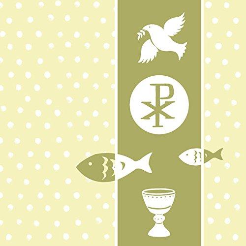 20-servilletas-beige-oro-peces-comunion