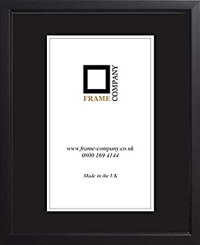 frame company drayton range 14 x 11 inch picture photo frames black