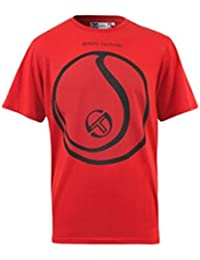Sergio Tacchini - T-shirt - Homme rouge Red