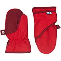 Finkid Lapanen red cabernet Kinder Winter Handschuhe