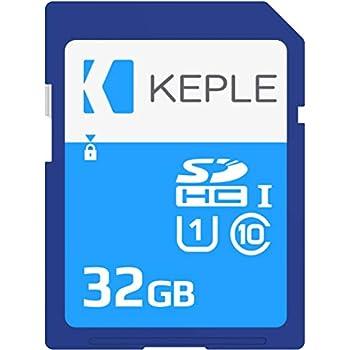 Keple 32GB 32Go SD Tarjeta de Memoria di High Speed SD Card ...