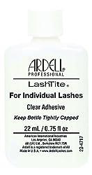 Ardell Lash Tite Clear 3/4 Oz -30330
