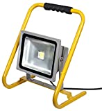 BRENNENSTUHL LED-Baustrahler 30 Watt mit Gestell IP65, 1171600122