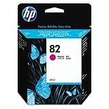 Tinte Original HP Nr 82 / HP DesignJet 500 Mono / C4912A - Tinte Magenta - 1 Stück
