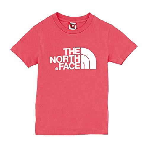 The North Face Kinder Jugendliche Easy T-Shirt, Atomic Pink, XL Preisvergleich
