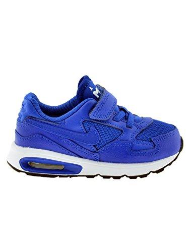 Nike Unisex – Bimbi 0-24 Air Max St (Tdv) scarpe sportive Azul (Game Royal / Game Royal-Black)