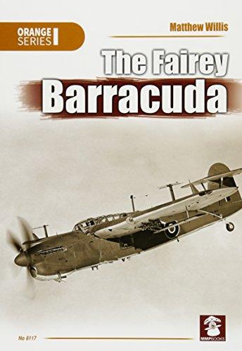 The Fairey Barracuda (Orange Series) por Matthew Willis