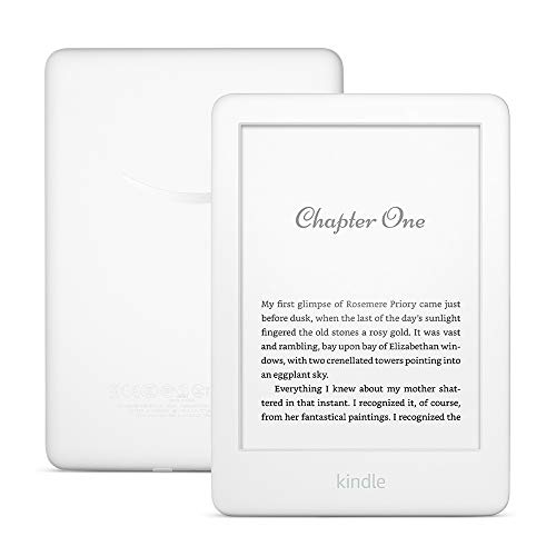 Kindle | Now with a built-in front light-with Special Offers-White