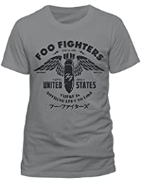 CID Men's Foo Fighters-There Is Nothing to Lose T-Shirt