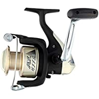 Shimano Ax Spin Reel 1 + cuscinetto a sfera Box, Unisex, AX4000FB, 5.2:1 10-Pounds/200Yard