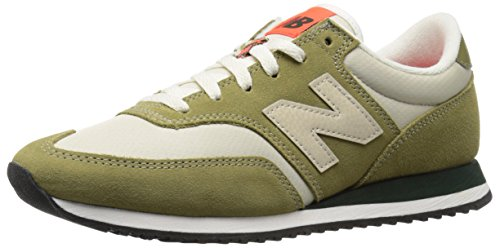 New Balance Women's CW620 Summit Running Shoe Green/Olive