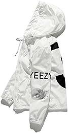yeezy jacke weiß adidas