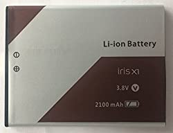 DOF Battery For Lava IRIS X1 With Warranty