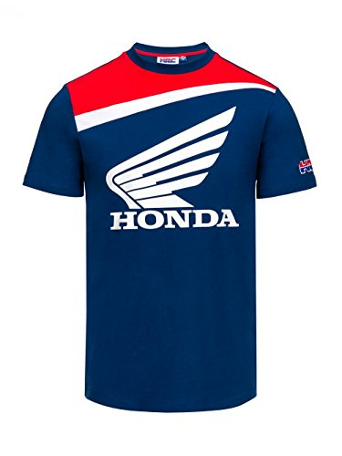 Pritelli 1838010 T-Shirt Uomo HRC Blu, S