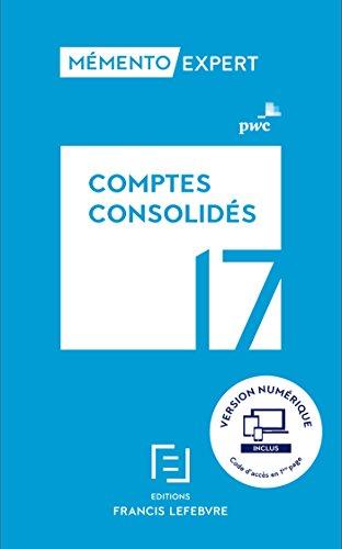 MEMENTO COMPTES CONSOLIDES 2017