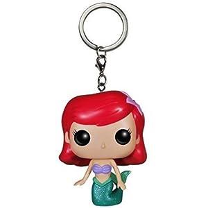 FunKo Llavero diseo de la Sirenita Ariel de Disney