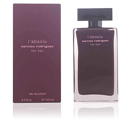 NARCISO RODRIGUEZ NARCISO RODRIGUEZ FOR HER L'ABSOLU agua de perfume vaporizador 100 ml